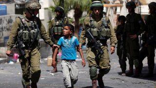انتقاد اروپا از نقض حقوق کودکان فلسطینی