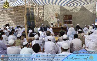 پادرمیانی مولانا عبدالحمید به درگیری 40 ساله پایان داد
