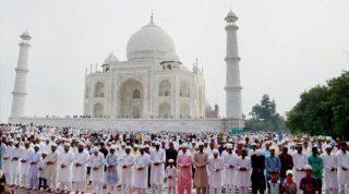 اقامه نماز در مسجد تاجمحل هند ممنوع شد