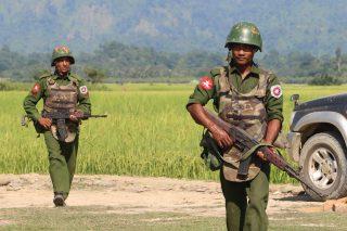 توقف عملیات ارتش میانمار علیه اقلیت مسلمان