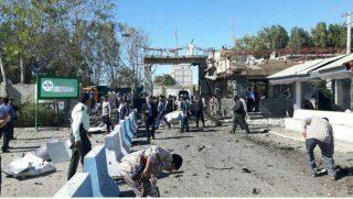 4 کشته و چندین زخمی در انفجار مقابل فرماندهی انتظامی چابهار