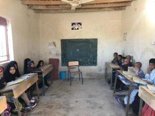 ترک تحصیل 50 درصدی دانشآموزان مقطع متوسطه در شهرستان سرباز
