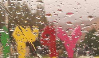 باران میبارد…