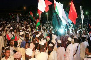 ادامۀ اعتراضات مردمی علیه دولت در سودان