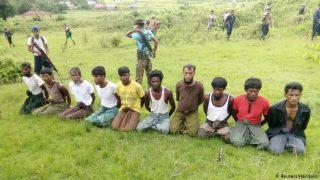 ادامه کشتار مسلمانان میانمار توسط ارتش این کشور