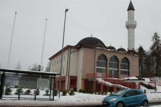 برنامه مسلمانان سوئد برای ساخت مسجدی هزار نفره