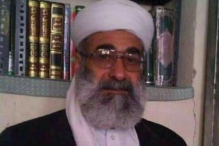مولانا ابراهیم صفیزاده به شهادت رسید