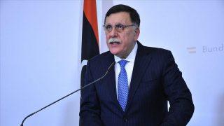 رئیس دولت وفاق ملی لیبی خواستار مذاکره برای توقف جنگ در این کشور شد