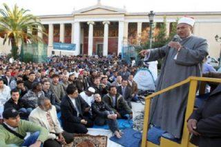 انتقاد مسلمانان از نحوه انتخاب مفتی در يونان