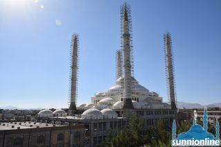 آنچه جالب است دربارۀ مسجد جامع مکی زاهدان بدانیم