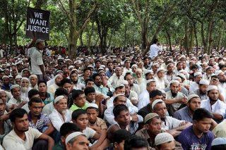 دولت میانمار: مسلمانان روهینگیا شهروند ما نیستند!