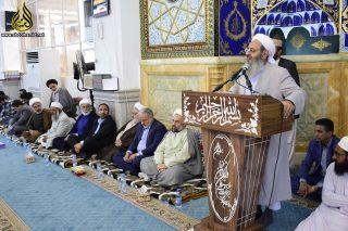 مسیر حوزههای علمیۀ اهلسنت مسیر اعتدال، وحدت و اخوت امت اسلامی است