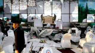 حملۀ مرگبار به یک مراسم عروسی در کابل