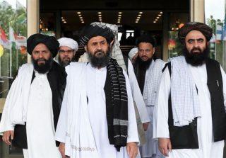 هیئت سیاسی طالبان به تهران سفر کرد