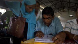 میلیونها مسلمان در هند در خطر سلب تابعیت