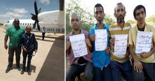 صیاد کنارکی از اسارت دزدان دریایی سومالی آزاد شد