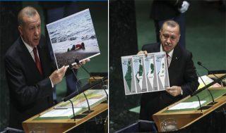 انتقاد اردوغان از گسترش اشغالگری اسرائیل در سرزمینهای فلسطین