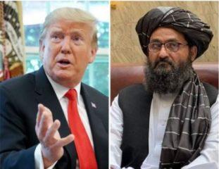 واکنش طالبان به تصمیم ترامپ درخصوص لغو مذاکرات