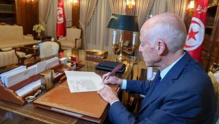 نامزد حزب النهضة مامور تشکیل دولت جدید تونس شد