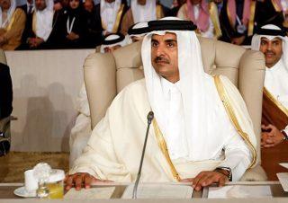 امیر قطر: راهکار تمام مشکلات منطقه «گفتوگو» است