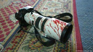 کاهش 71 درصدی قتل خبرنگاران در افغانستان