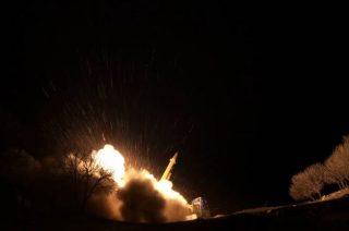 حملۀ موشکی سپاه پاسداران به دو پایگاه نظامی آمریکا در عراق