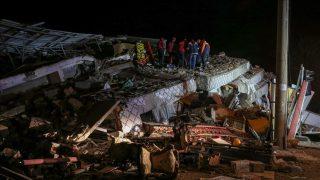 وقوع زلزله 6.8 ریشتری در استان الازیغ ترکیه