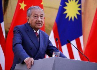 ماهاتیر محمد، نخستوزیر مالزی استعفا کرد
