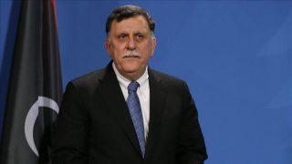 تعلیق مذاکرات با خلیفه حفتر از سوی دولت وفاق ملی لیبی