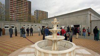 استفاده از فضای مسجدی در فرانسه برای درمان بیماران کرونایی
