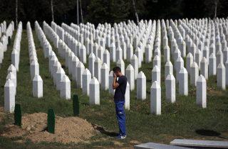 کشتار مسلمانان در «سربرنیتسا» مانند یک زخم باز بر قلب اروپاست