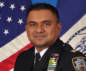 یک مسلمان پاکستانیتبار مسئول حوزه اداره پلیس نیویورک شد