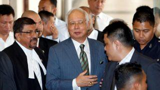 نخستوزیر سابق مالزی در پروندۀ «فساد مالی» مجرم شناخته شد