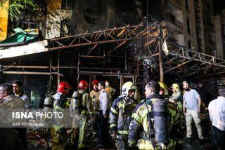 انفجار در یک مرکز درمانی در تهران چندین کشته و زخمی برجا گذاشت