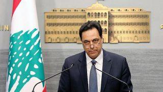 دولت لبنان استعفا داد