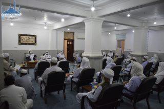 جلسۀ مدیران مدارس اهلسنت سیستانوبلوچستان در مورد بازگشایی مدارس