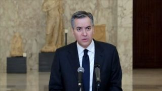 نخستوزیر لبنان استعفا داد