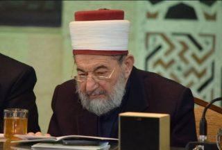 علامه نورالدین عتر، یکی از علمای برجستۀ جهان اسلام، درگذشت