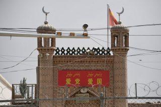 تخریب هزاران مسجد در استان سینکیانگ چین