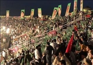پاکستان: برگزاری تجمع در اعتراض به ترور مولانا عادلخان/ اولین تجمع اعتراضی احزاب اپوزیسیون در گوجرانواله