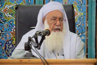 مولانا گرگیج خواستار بکارگیری نیروهای بومی در استانهای محروم کشور شد