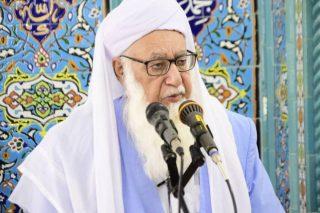 مولانا گرگیج خواستار «تجدیدنظر» در حکم مولانا فضلالرحمن کوهی شد
