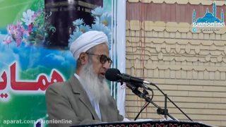 مولانا محمد دهقان دار فانی را وداع گفت
