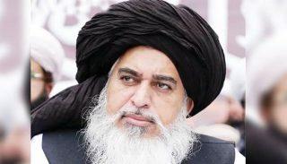 رهبر حزب «تحریک لبیک» پاکستان درگذشت