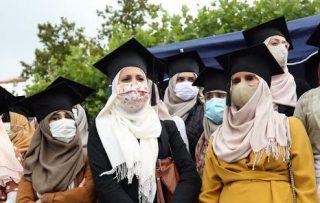 استقبال مسلمانان از لغو ممنوعیت حجاب در دانشگاههای جنوب بلژیک