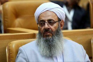 واکنش مولانا عبدالحمید به تخریب فونداسیون مسجد جامع اهلسنت ایرانشهر