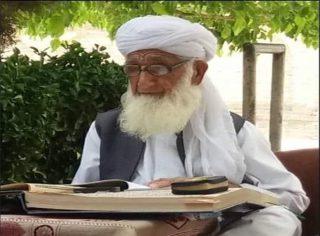 مولانا نوراحمد فائض، از علمای برجستۀ افغانستان درگذشت