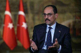 تصمیم ترکیه برای برقراری روابط با مصر و بعضی دیگر از کشورهای عربی
