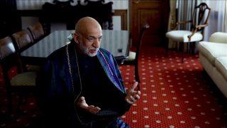 حامد کرزی: پذیرش حضور طالبان در دولت آسانترین راهکار برای حل مسئله است