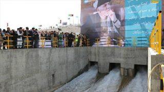 سد کمالخان افغانستان افتتاح شد